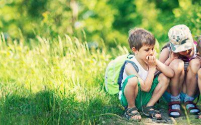 Permite que tu hijo explore